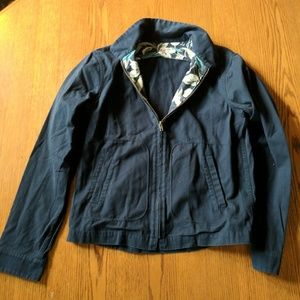 Other - Flower lined jacket